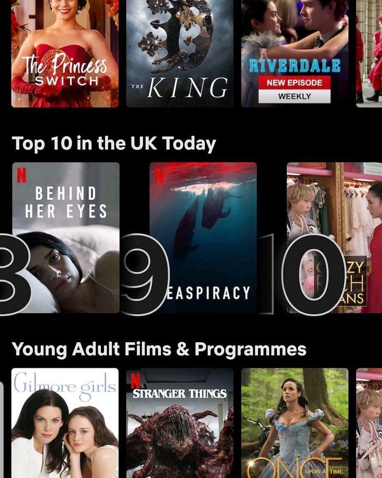 Seaspiracy Netflix Top 10